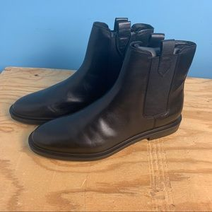 Leather Ankle Boots | Zara